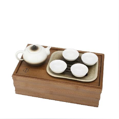 万春和 小桥流水茶具包装