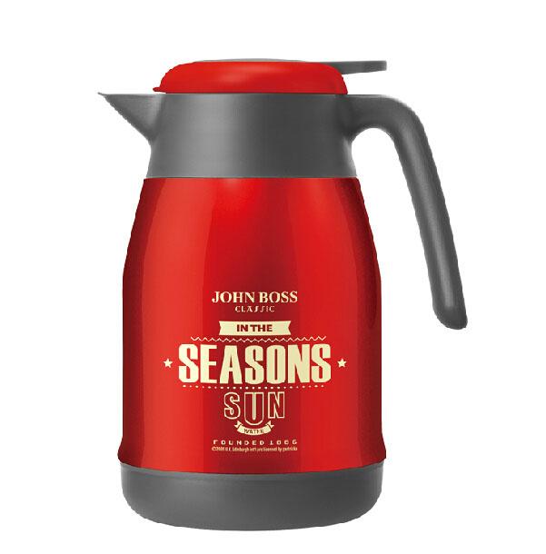 johnboss咖啡壶保温壶