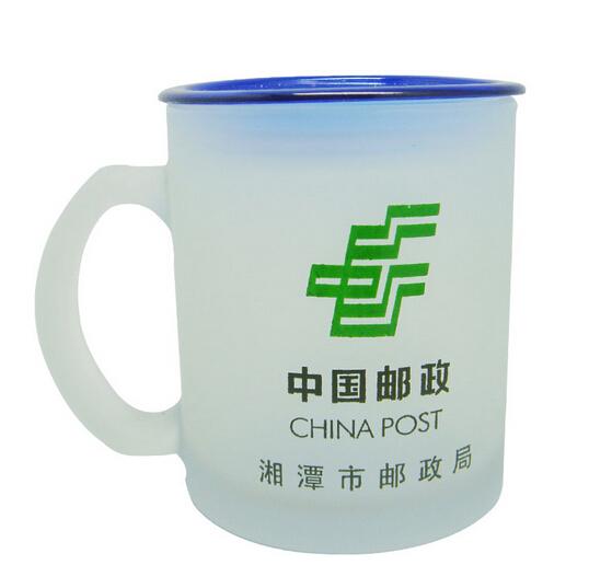 成都批发定做订制磨砂杯印字logo