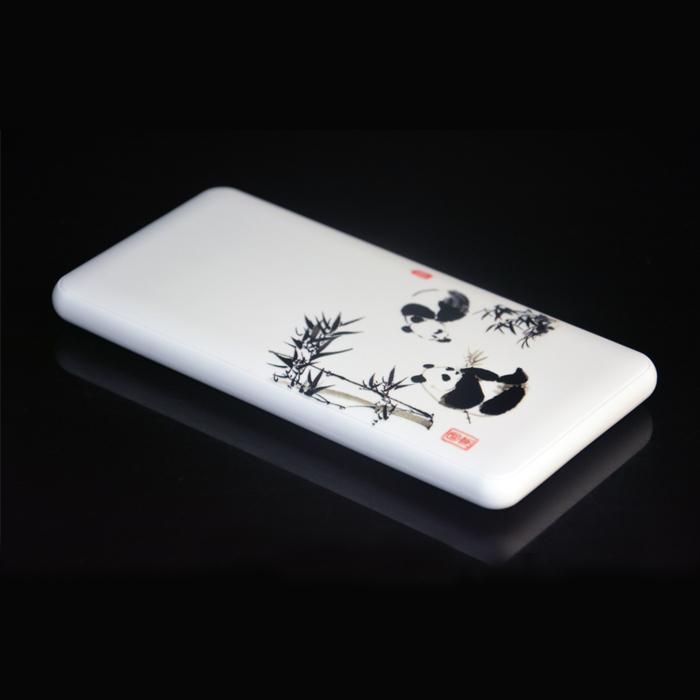 1万毫安移动电源熊猫版