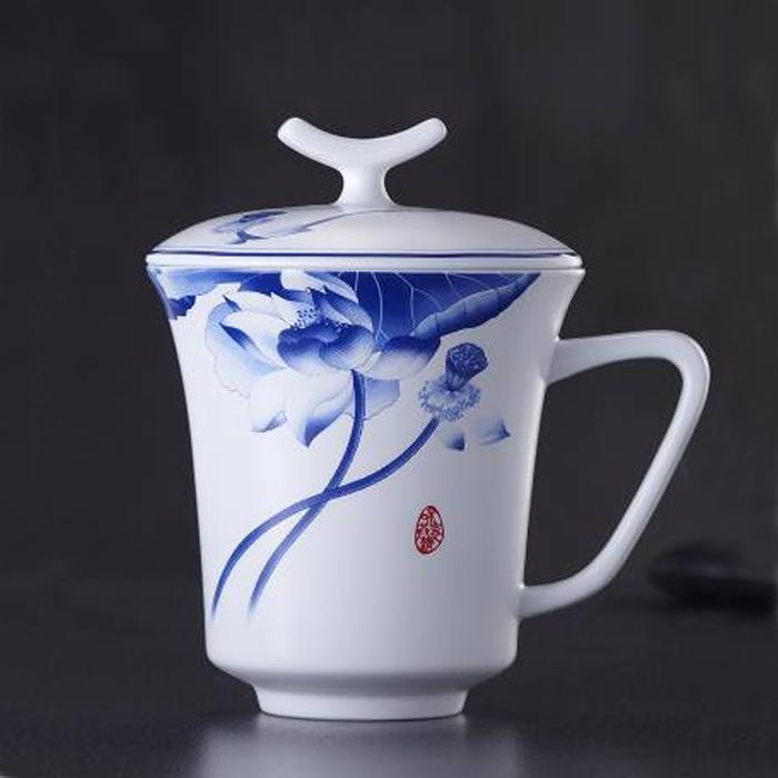 简约时尚畅享陶瓷杯