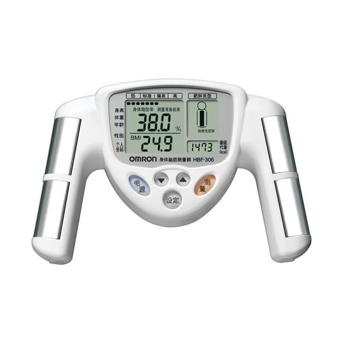 欧姆龙脂肪测量器HBF-306