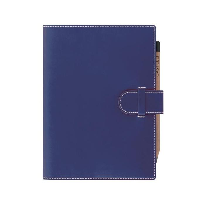 活页插扣笔记本