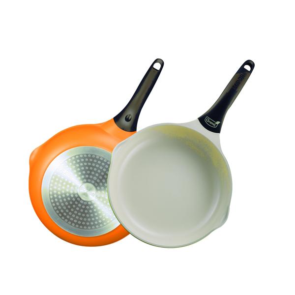 精陶健康无油烟煎锅·磁通PJ26S8