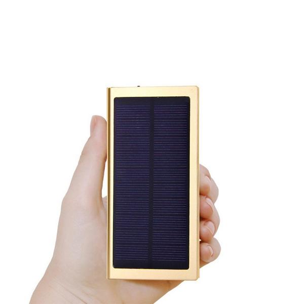 超薄太阳能移动电源定做