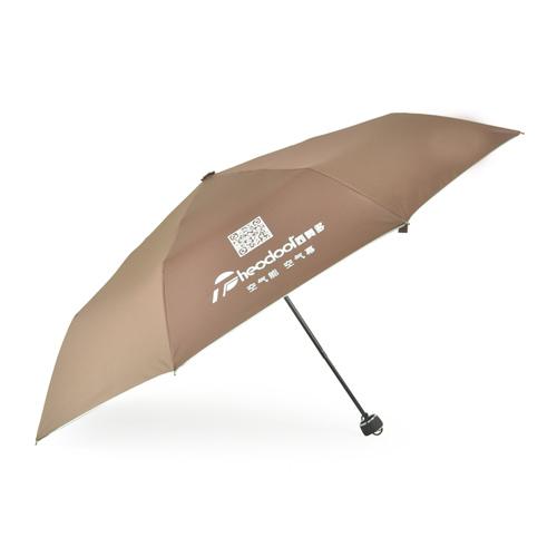 成都广告伞折叠伞定做