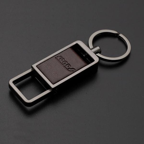 真皮钥匙扣