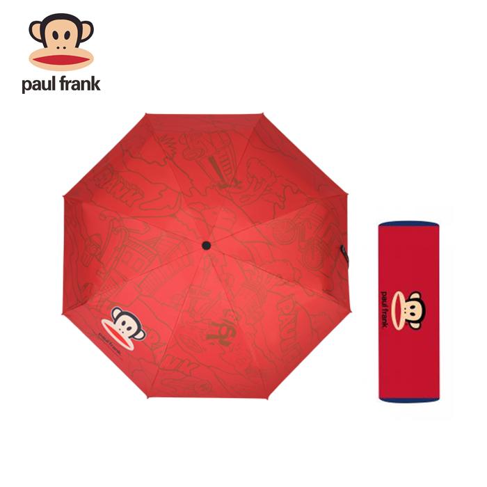 大嘴猴幸运星雨伞套装