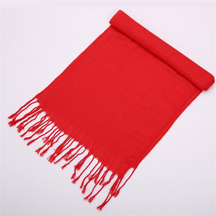 开门红围巾成都定制厂家