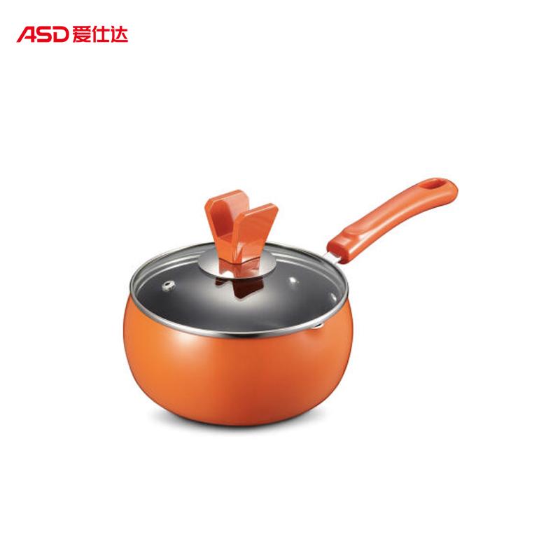 爱仕达炫彩不粘奶锅WG8916